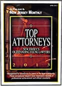 New Jersey Magazine Top Attorneys 2013